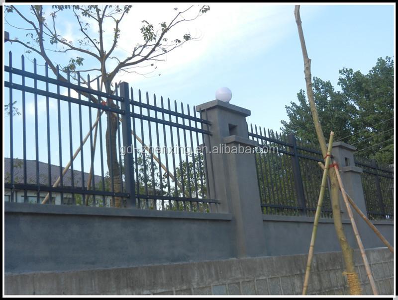 Finden Sie Hohe Qualität Stahl Bar Zaun Hersteller und Stahl Bar ...