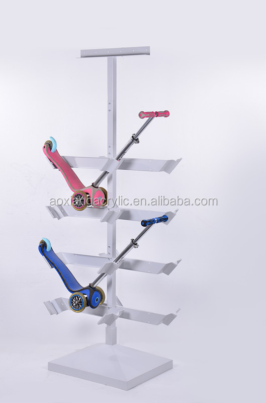 China Supplier Hot sale metal acrylic supermarket promotion display
