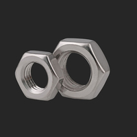 High quality carbon steel DIN439 hex thin nut