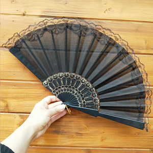 [I AM YOUR FANS] Sufficient stock! Newest Style! chinese spanish folding hand fans for sale in bulk