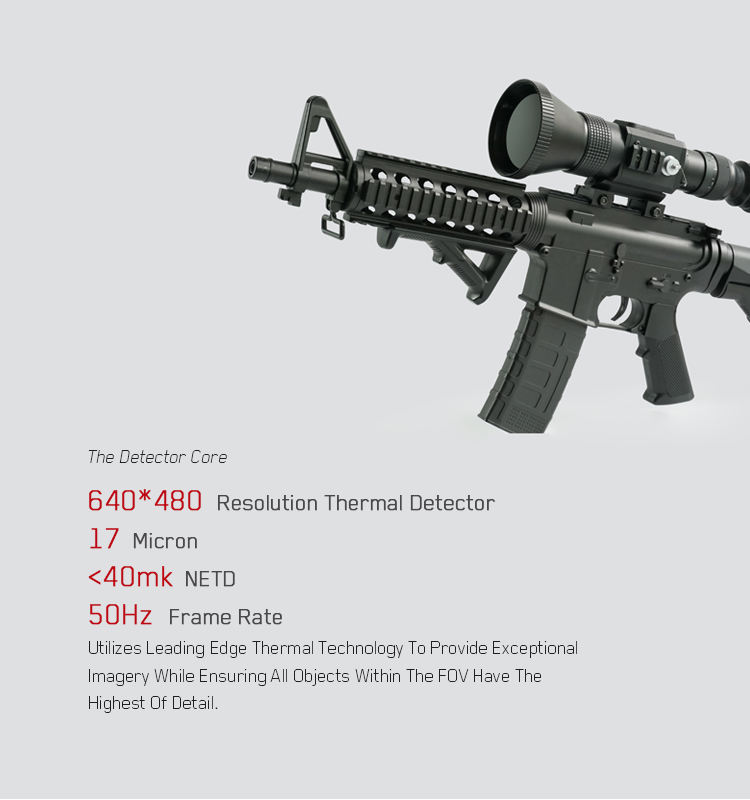 Best Military Thermal Imaging Weapon Scope, View military weapon scope,  Senopex Product Details from Xi'an Senopex Technology Co , Ltd  on  Alibaba com