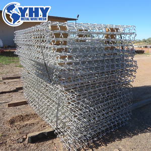 dubai galvanized wire mesh to the security protection of coal mine roadway,  tunnels and other facilities