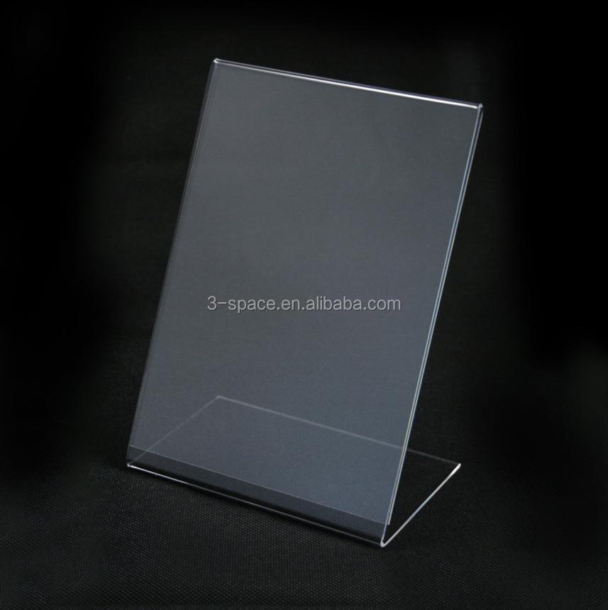 Catálogo de fabricantes de Soporte De Foto En Acrílico En Forma De L ...