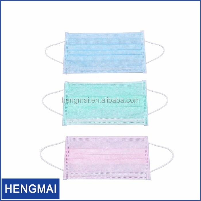 Free Sample Texnet Medical Non Woven Medical Disposables Face Mask/Disposable Nonwoven 2/3 Ply Medical Face Mask for Hospital U