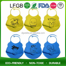 2017 new baby products Waterproof Baby Bibs for Girls & Boys