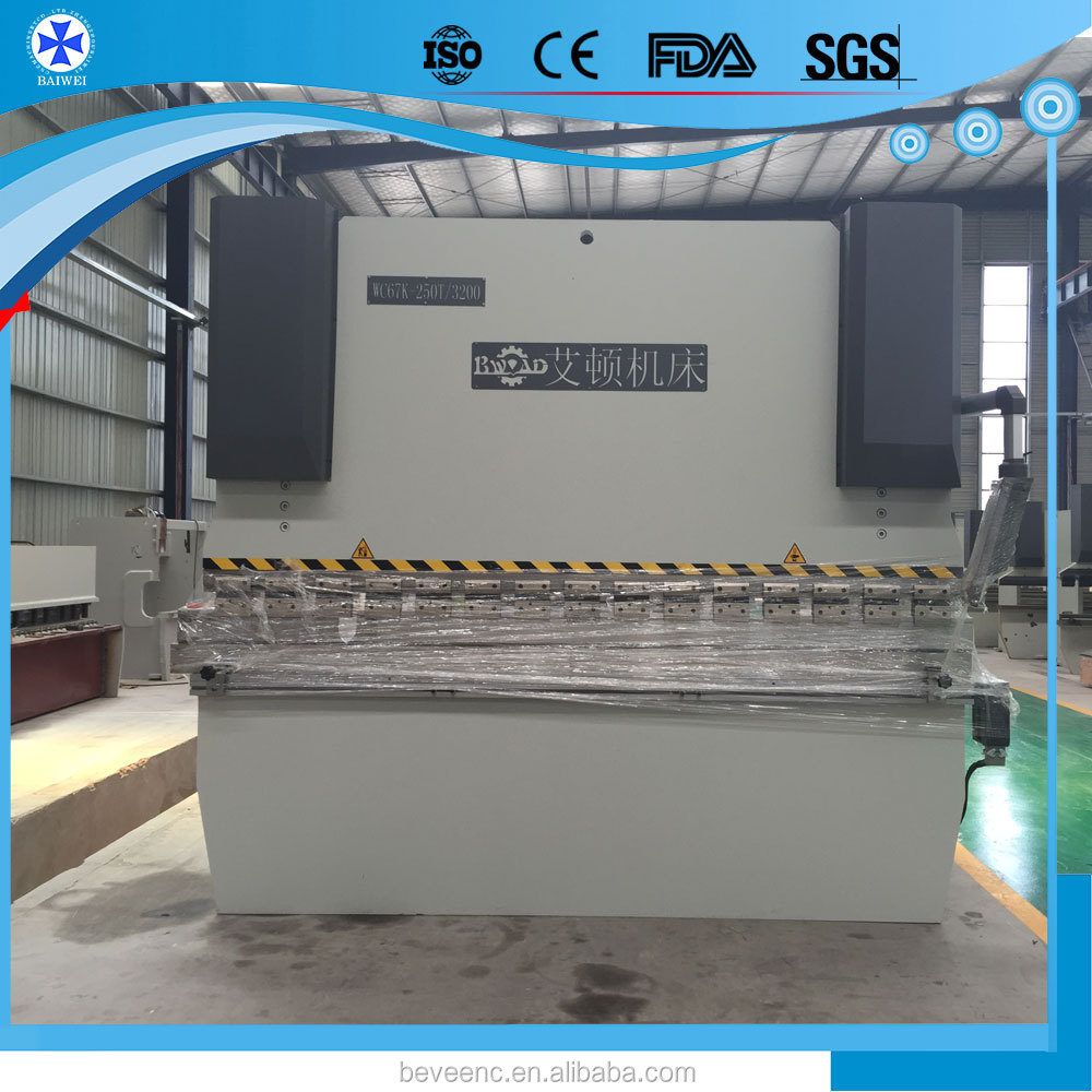 2017 China Top factory price automatic door frame twisted axis servo bending machine