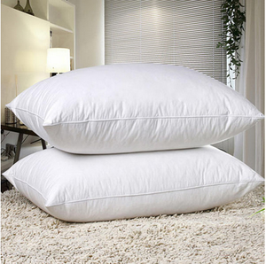 Cheap price softness anti-bacteriallong imitated air permeable pillow
