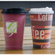 low price 14oz 16oz foam paper coffee cups from china manufacturer