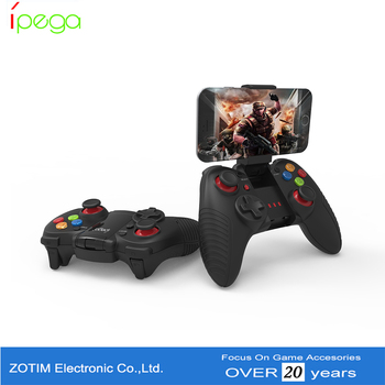 Ipega 9067 Dark Knight Smart Phone Game Controller Wireless Joystick  Gamepad Gaming Remote Control For Pc Ios Android - Buy High Quality Smart  Phone
