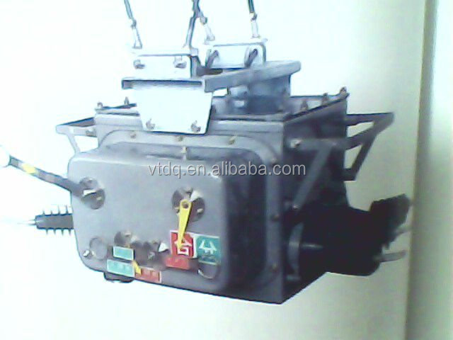 Manufacturer of ZW20-12 outdoor high voltage vacuum circuit breaker