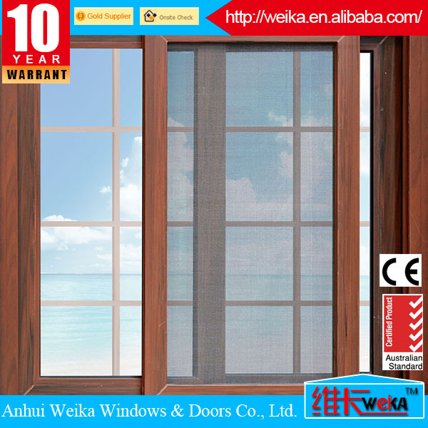 Europe luxury bathroom sliding aluminum window and door