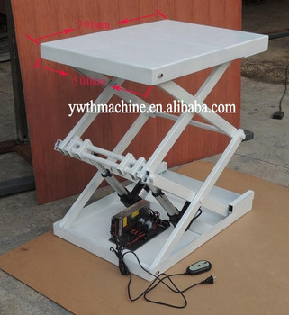 150kg Electric Small Lab Lifting Platform Buy Electric