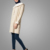Muslim Fashion Style Plain Color Petal Cotton Jacket Daily Hoodie Long Sleeve Coat Islamic Clothing