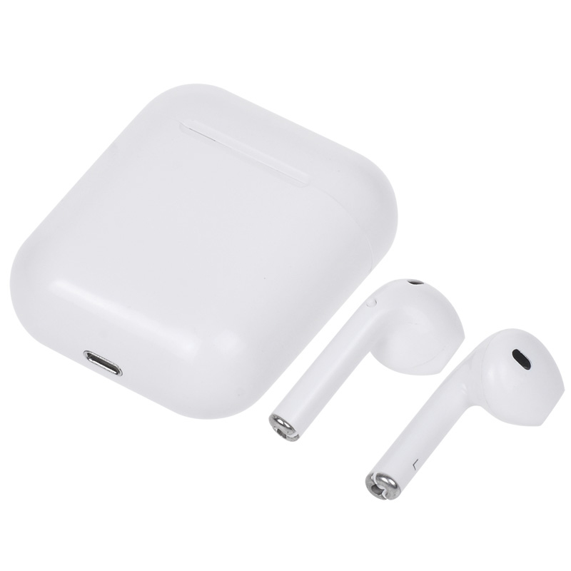I8 TWS Wireless Earbuds For iPhone XS MAX X XR Note9 iFans Wireless Earphone In-Ear Sports Wireless Headphone фото