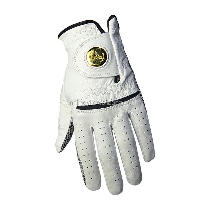 Wasserdichte skidproof racing schaffell winter playeagle waschbar golf handschuhe