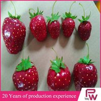 harvest wall decoration artificial fruit and vegetables for event decor