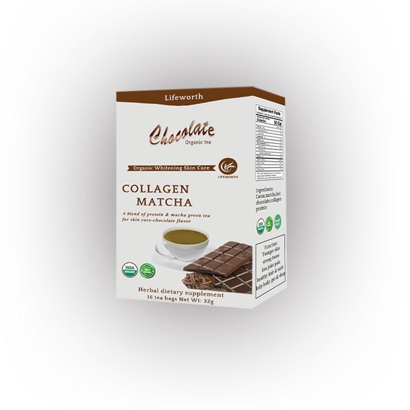 Lifeworth whey protein chocolate matcha tea - 4uTea | 4uTea.com