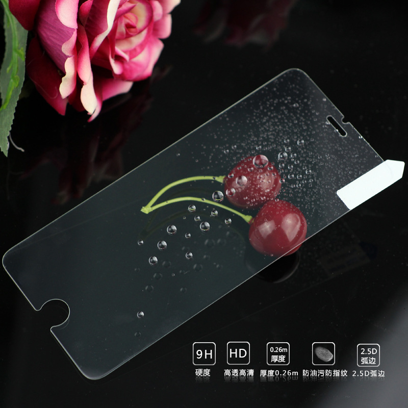 Premium Tempered Glass Screen Protector for iphone 7 Protect Mobile Phone Screens