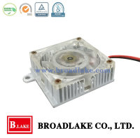 fan extrusion heat sink