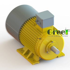 three phase Alternator 3kW 220v 50hz generator for hydro/wind