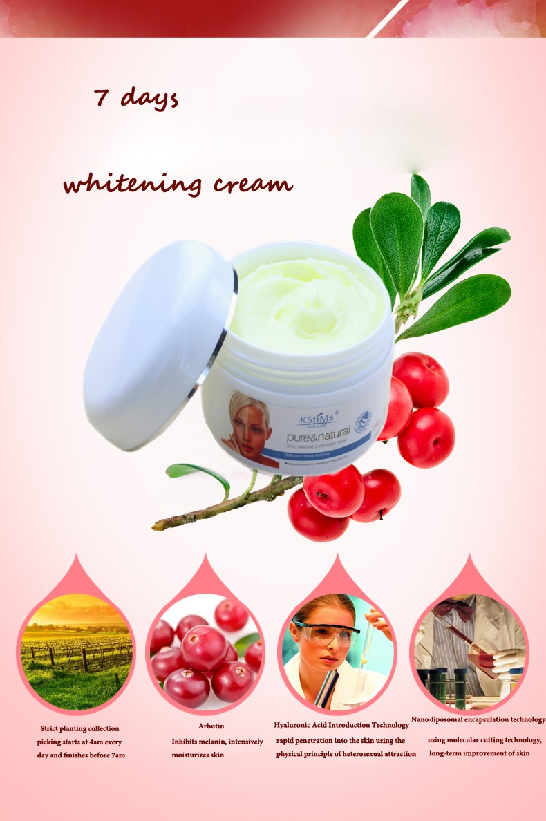 Kstims 7 Days Whitening Cream Day And Night - Buy 7 Days Whitening  Cream,Whitening Cream,Whitening Cream Day And Night Product on Alibaba com