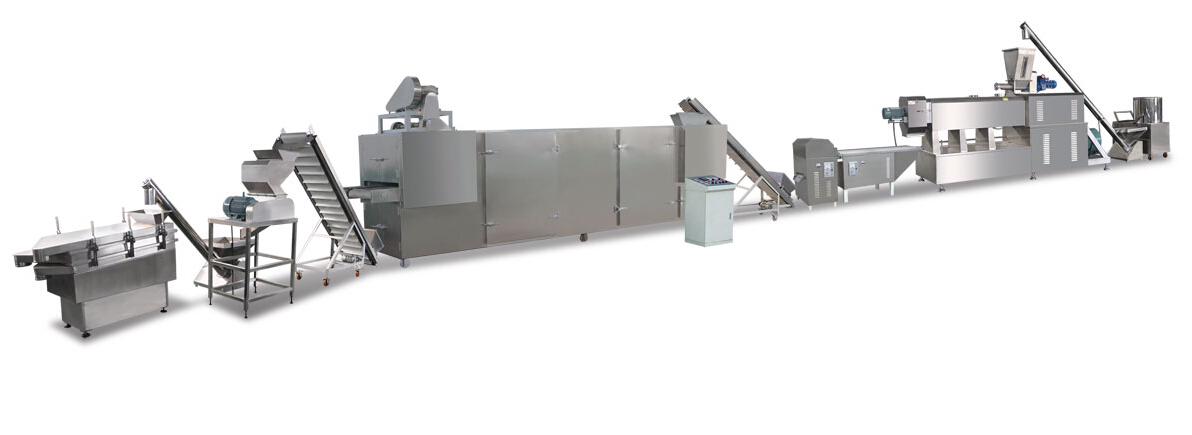 2019 Nieuwe Type Gepofte Snacks Making Machine
