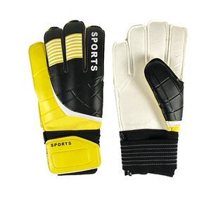 HYL-1805 free sample professional goalkeeper gloves american football goal keeper gloves