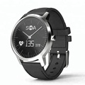 SMAWATCH a1 smart watch with 2 time zone, Switzerland movement waterproof hand watch SMA-A1