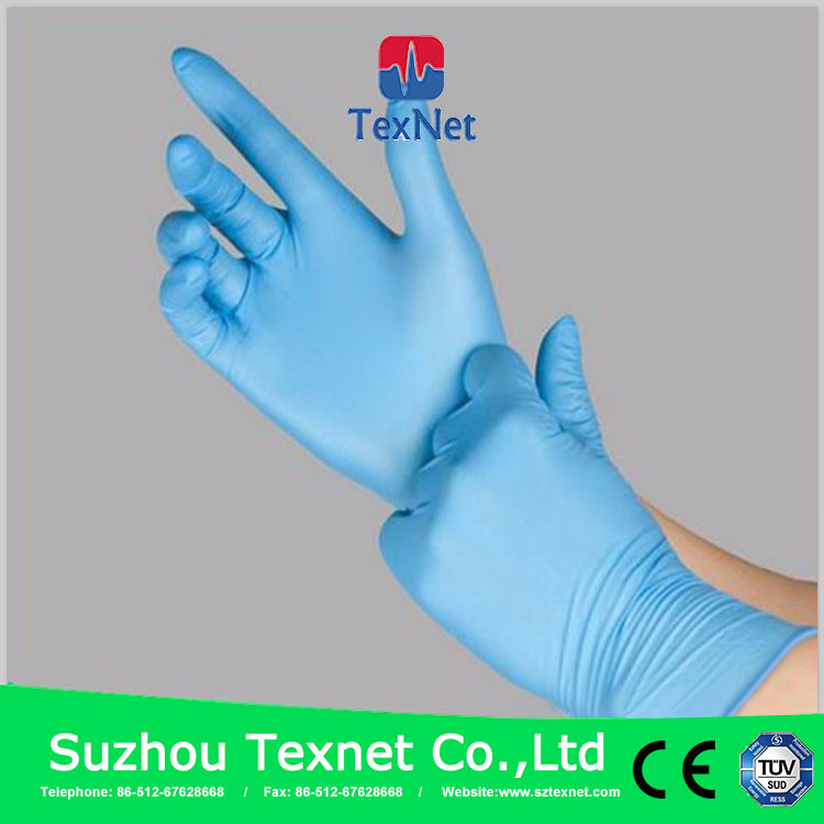 Low Price And Hot Selling black latex gloves