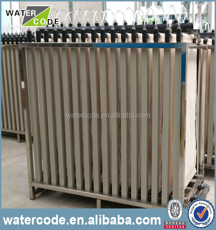 Low price hot sale promotion containerized mbr membrane reactor