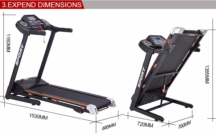 Lijiujia Sports Equipment Exercise Machine Electric