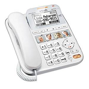 VTECH-ATT Vtech Care Line Phone - Big buttons, large displays / VT-SN1197 / by AT&T