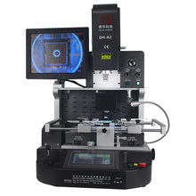 Dinghuahot plate smd soldering air gun chip removal machine bga ic cellphone repair equipment