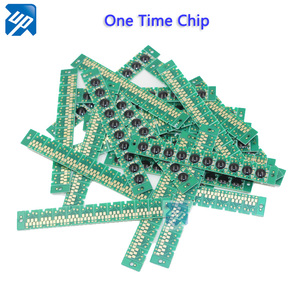 one time Chips for Epson T5852 ink cartridge PictureMate PM210 PM250 PM270 PM215 PM235 PM310 PM245