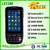 LTE 4G industrial pda rugged smartphone terminal mobile pda printer
