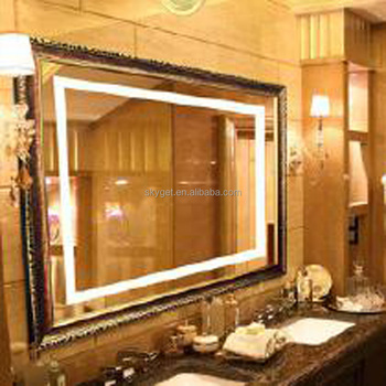 Full Length Wall Mirror With Light,Led Mirror Light - Buy Led Mirror ...