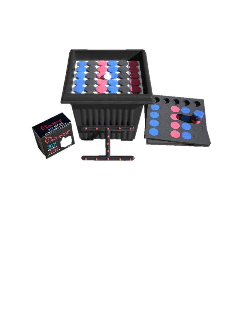 Clone King 36 Site Aeroponic Cloning Machine (2 Pack) (2)