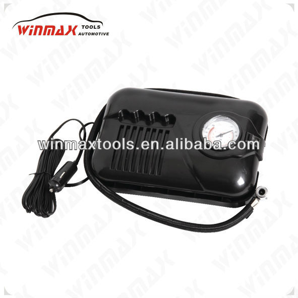 MINI AIR COMPRESSOR FOR TIRE INFLATING AUTOMOTIVE TOOLS WT04687