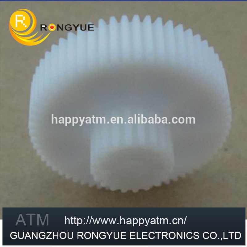 hot sale high quality ATM parts atm machine small plastic worm gears