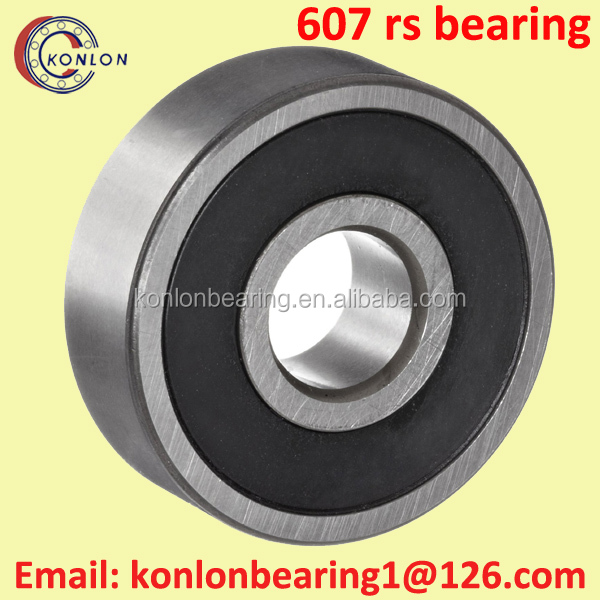 High Quality 607 Bearing 2rs Bearing Zz Bearing For Clutches ...