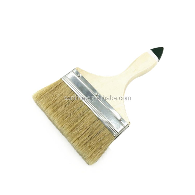 5 Inch Wall Paint Brush High Quality Bristle Paint Brush