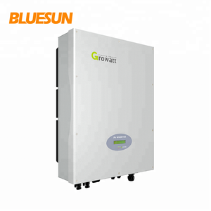Growatt Grid Tie inverter 220v 380v three phase converter 10kw 20kw 30kw 40kw 50kw inverter