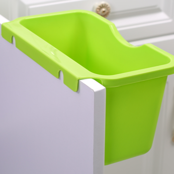 Hot Sale Plastic Cabinet Cupboard kitchen Door Wall nounted hanging waste bin for food waste