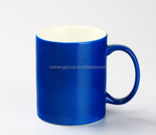 New Product for 2017 Hot Water Color-changing Ceramic Mugs