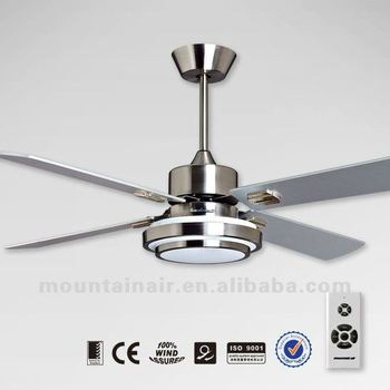 4 Blade Best Ceiling Fans With Lights