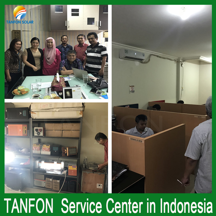 Tanfon service center