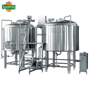 1200L microbrewery machine for yellow beer