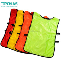 wholesale adult sport soccer training bibs