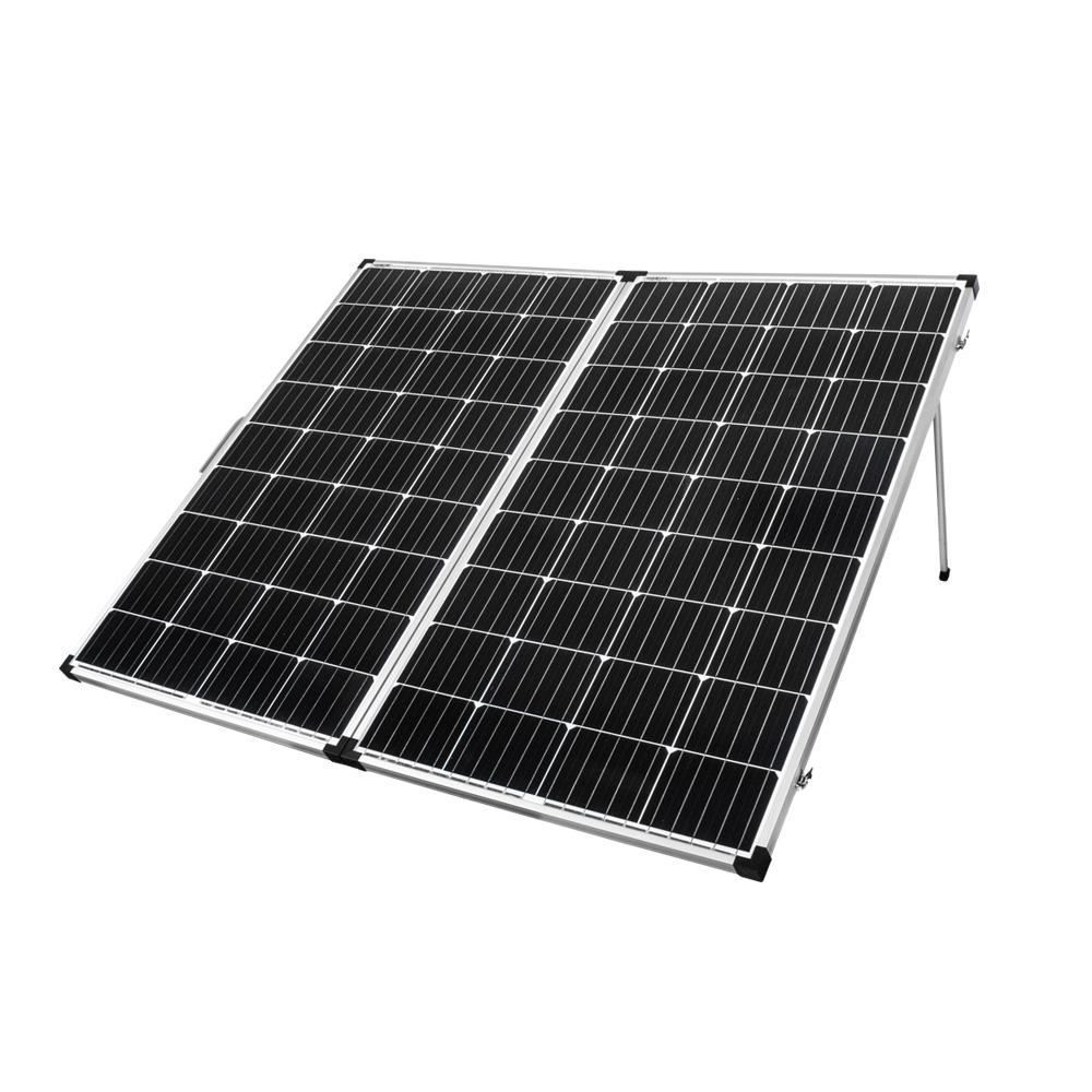 300W 12V Quality and Competitive Price Monocrystalline Foldable Portable Solar <strong>Panel</strong> for Solar Kit