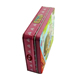 Rectangle Color Paint Biscuit Packaging for Children Gift Tin Box Metal Material